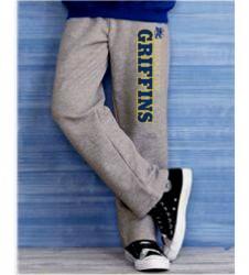Heather Gray Sweatpants